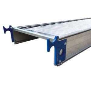 Aluminium bruggen / stages