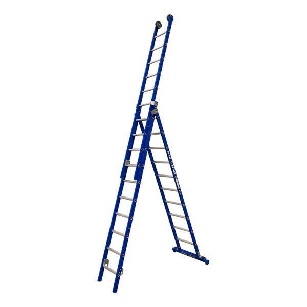 Premium XD-ladder 3 x 16 geen A-stand