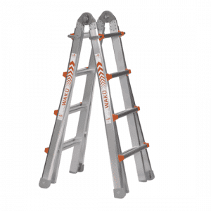 Multifunctionele ladder Wakü 4x4